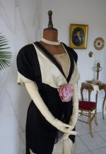 3 antikes Abendkleid 1912