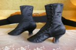 12 antique Facundo Garcia button boots 1879