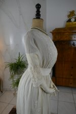 22 antique summer dress 1907
