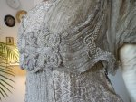 6 antique Maurice Mayer gown 1913
