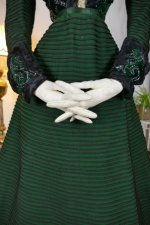 10 antique reception gown 1896