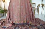6 antique Paisley shawl 1860
