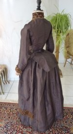 28 antique gown 1880