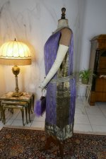 20 antique BABANI evening dress 1925