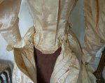57 antique bridal gown 1895