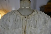 14 antique wedding dress Barcelona 1908