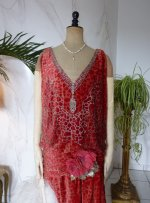 3 antique flapper dress Worth 1920