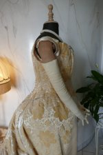 57 antique court dress 188