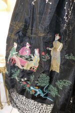 15 antique robe de style 1924