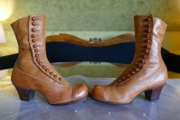 7 antique RADCLIFFE boots 1916