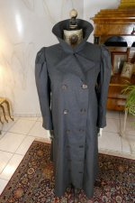 2 antique travel coat 1908