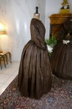 50 antique afternoon dress 1840