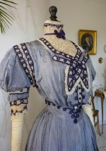 18 antique dress 1901