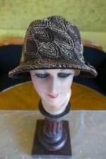 3 antique Hat 1926