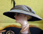 8 antique hat 1912