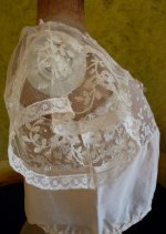 16 antique corset cover 1905