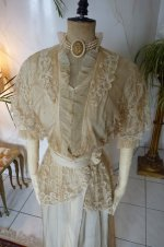 7 antique wedding gown