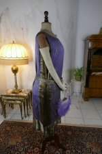 28 antique BABANI evening dress 1925