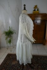 19 antique tea gown 1926