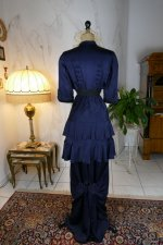 15 antique hobble skirt Dress 1913