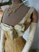 5 antikes Abendkleid 1910