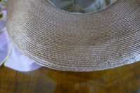 15 antique straw hat 1912