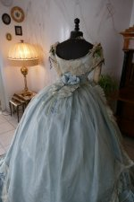 33 antique victorian ball gown 1859