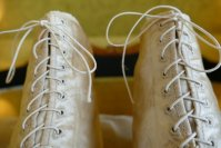 6 antique wedding boots 1818