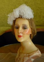 14 antique wax mannequin 1920