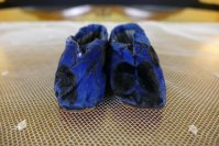 1 antique baby shoes 1880