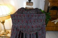 34 antique hooded cape 1790