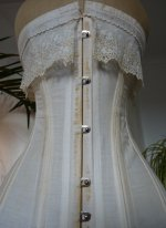 8 antique corset 1910