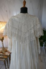 24 antique dressing gown 1890