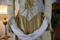 8 antique dress 1895