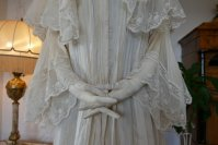 12 antique dressing gown 1890