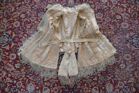 38 antique silk jacket 1895