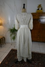 19 antique summer dress 1907