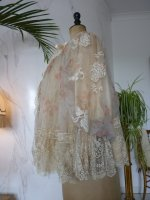 14 antique bed jacket