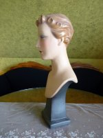 15 antique shop display mannequin 1930