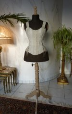 2 antique ferris corset 1890