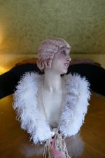 17 antique hair cloche 1920