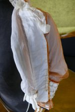 17 antique blouse 1911