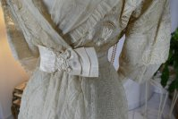 24 antique dress Havet Agnes 1912
