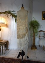 32 antique flapper dress 1920