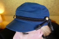 5 antique sport cap 1890
