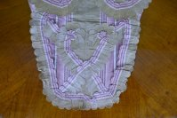 8 antique stomacher 1770