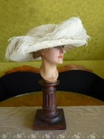 19 antique hat 1912