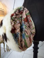 16 antique ermine cape