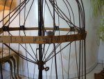 28 antique wire dressmakerform 1881