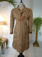 2 antique battenburg lace coat 1906